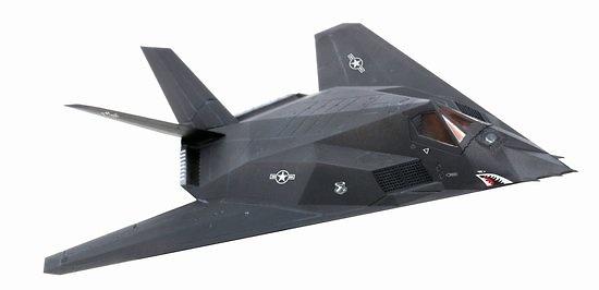 USAF F-117 Nighthawk, 37TFW (Military), 1:144, Dragon Wings