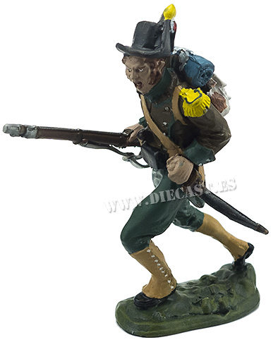 Voltigeur del 2º Batallón de Cazadores Corsos, 1815, 1:32, Hobby & Work