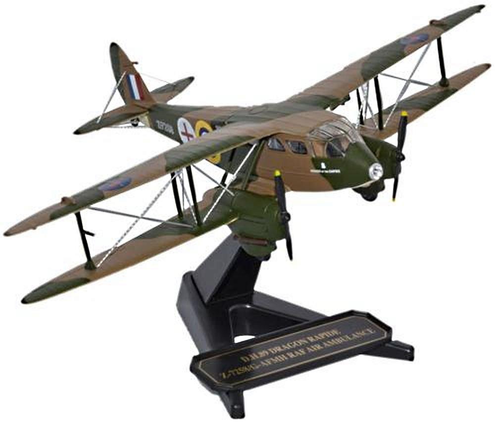 de Havilland DH 89 Dragon Rapide, RAF Air Ambulance, 1:72, Oxford