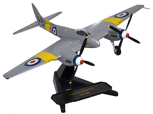 de Havilland DH.103 Hornet F3 RAF, Royal Air Force, 1:72, Oxford