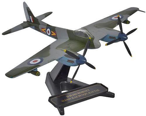 de Havilland DH103 Hornet F3 WB909, RAF Kai Tak Hong Kong, 1954, 1:72, Oxford