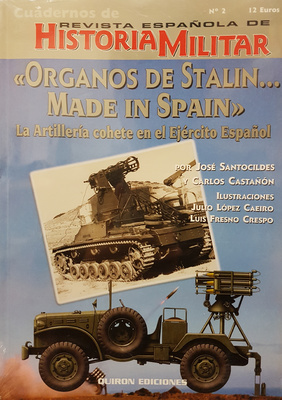 Órganos de Stalin Made In Spain (Libro)