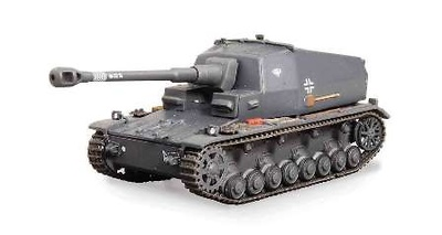 """10.5 cm K.Pz.SfL.IVa """"Dicker Max"""" Pz.Jg.Abt.521, Stalingrad (USSR) 1942, 1:72, Altaya"""