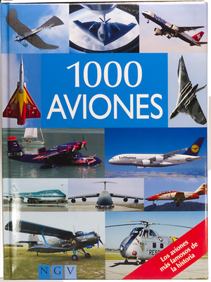 1000 Aviones, Editorial NGV