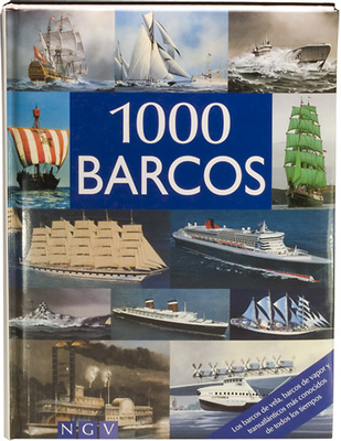 1000 Barcos, Editorial NGV