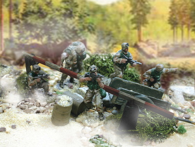 4th Infantry Div Baghdad, U.S., 1:72, Forces of Valor
