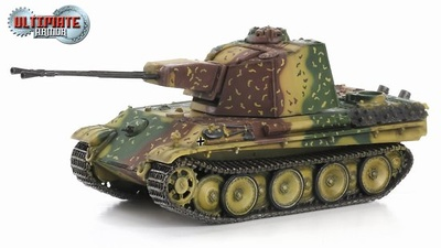 5.5cm Zwilling Flakpanzer, West Front, 1945, 1:72, Ultimate Armor