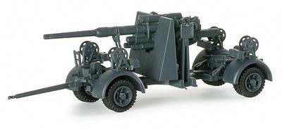 8,8 cm Flak 36/37, 1:87, Minitanks