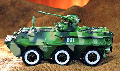 92-A, Armoured Vehicle, Ejército Chino, 1:24, Donart