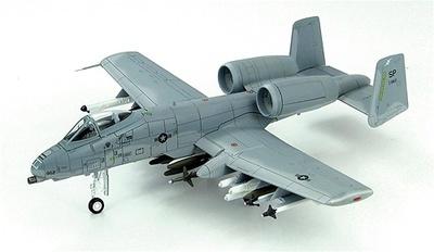 A-10 Warthog, 52nd FW, Spangdahlem, Germany, 1:72, Hobby Master