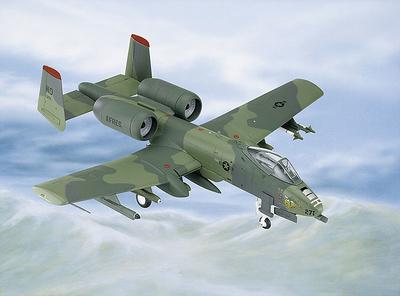 """A-10 Warthog, U.S.A.F. 917th TFW """"Flipper"""", 1:48, Franklin Mint"""