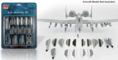 A-10 Weapon Loads (Low Visability Scheme), 1:72, Hobby Master