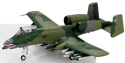 A-10A Thunderbolt II , 23rd TFW England AFB, 1990, 1:72, Hobby Master
