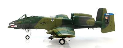 "A-10A Thunderbolt II EL/82-665 ""Last A-10 Produced"" 74TFS, 23rd FW, England AFB, 1989, 1:72, Hobby Master"