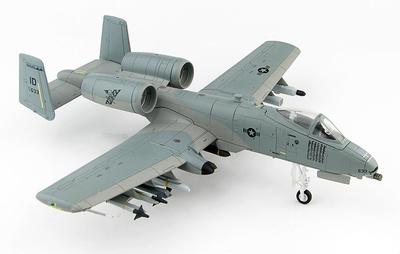 A-10C Thunderbolt II 78-0633,  190th FS/124th FW, Incirlik AB, Turkey, October 2016, 1:72, Hobby Master