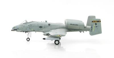 """A-10C Thunderbolt II 82-0661, 163rd FS , Indiana ANG """"Blacksnakes"""", 2012, 1:72, Hobby Master"""