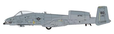 "A-10C Warthog ""Hairless Joe"" 79-0145, 47th FS, 917th FG, Barksdale AFB, 2012, 1:72, Hobby Master"