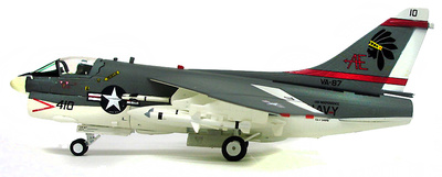 A-7E, US Navy VA-87 Golden Warriors, 1:72, Witty Wings