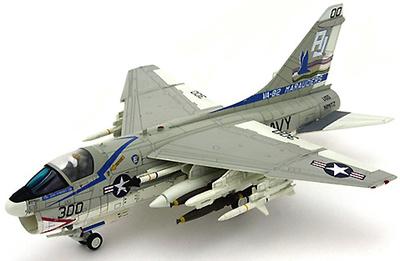 A-7E Corsair II, U.S.Navy VA-82 Marauders AJ300, 1978, 1:144, Century Wings