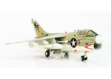 A-7E Corsair II VA-56 Champions, USS Midway, 1979, 1:72, Witty Wings