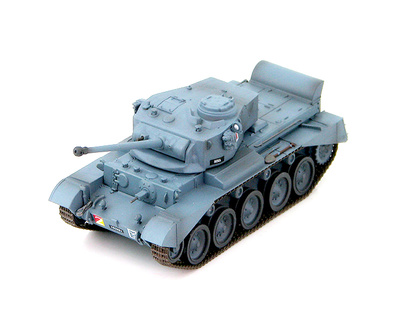 "A34 Comet British Cruiser Tank 2nd Infantry Division, British Army ""NINA"", 1:72, Hobby Master"