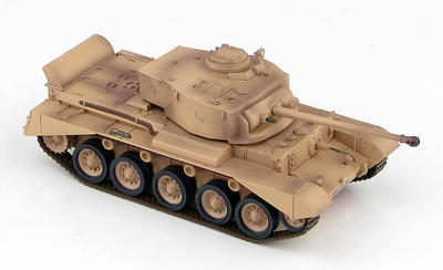 A34 Comet British Cruiser Tank South African Defense Force, 1960s, 1:72, Hobby Master