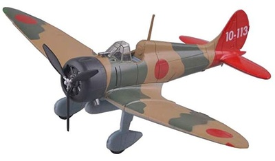 A5M2 15th Kokutai 10-113, 1:72, Easy Model