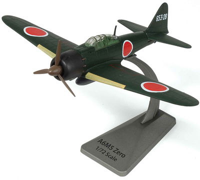 A6M2 Zero, 261st Naval Air Corps, Saipan, 1:72, Air Force One