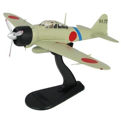 "A6M2 Zero Type 21 V-173, Rabaul ""Saburo Sakai"", Junio/Julio, 1942, 1:48, Hobby Master"