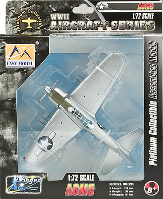 A6M5, America Technica Air Intelligence Center, 1:72, Easy Model