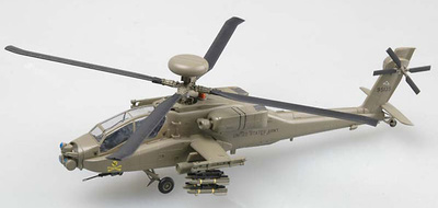 AH-64D Apache, US Army, 1st Cavalry Div., Iraq, 1:72, Easy Model
