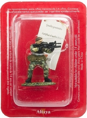 ALTAYA, COMMANDO MARINE FRANCE, FUERZAS ELITE, 1:3