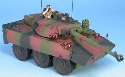 AMX 10 RCr con tripulante, 1:50, Gasoline