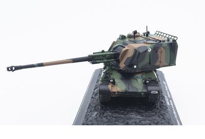 AMX AU F-1, 3e Régiment d'Artillerie de Marine, Canjuers, France, 1997, 1:72, Altaya