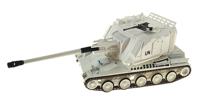 AMX AUF-1, United Nations, 1:72, DeAgostini