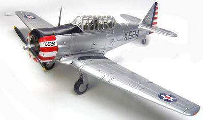 AT-6A Texan X-524, Army Air Corps, 1:72, Hobby Master