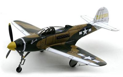 AVION BELL P-39Q/N, AIRACOBRA, 1:72