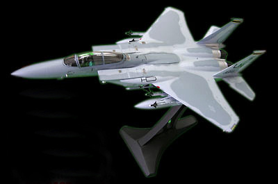 AVION F-15, USAF LN AF 84-001, 1:72 WITTY WINGS