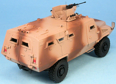 Acmat, Bastion, Armored Recognition Vehicle, France, 1:48, Gasoline