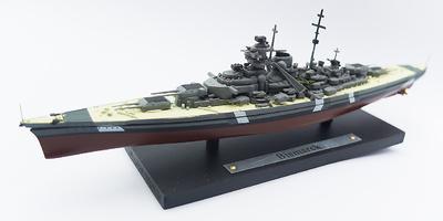 Acorazado Bismarck, Kriegsmarine, 1939-1941, 1:1250, Atlas