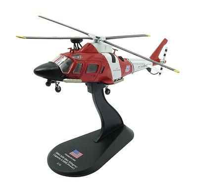 Agusta A109, Guarda Costas, EEUU, 2004, 1:72, Amercom