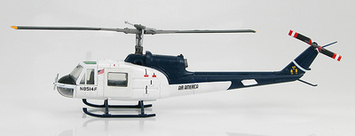 Air America Model 204B, Operation Frequent Wind, Vietnam, 1975, 1:72, Hobby Master