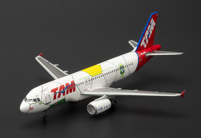 Airbus A320, TAM Linhas Aéreas, 1:400, Dragon Wings