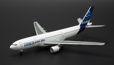 Airbus A330-200, librea del 2011, 1:400, Dragon Wings