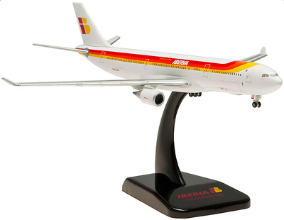 Airbus A330-300 Iberia, matrícula EC-LUK, 1:400, Hogan
