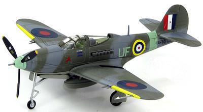 """Aircobra AH601 (P-39) 601 """"County of London"""", 1:72, Hobby Master"""