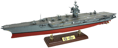 Aircraft carrier USS Enterprise CVN-65, Mediterranan See, 2001, 1: 700, Forces of Valor