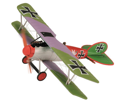 Albatros DV, Uffz Paul Baeumer, 1:48, Corgi