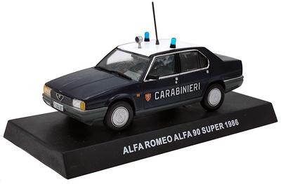 Alfa Romeo, Alfa 90 Super, 1986, 1/43, Carabinieri Collection