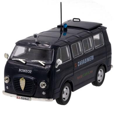Alfa Romeo 2, 1966, 1/43, Carabinieri Collection